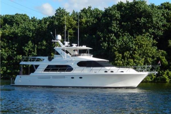 64' Ocean Alexander Motor Yacht 2008 | Next Venture