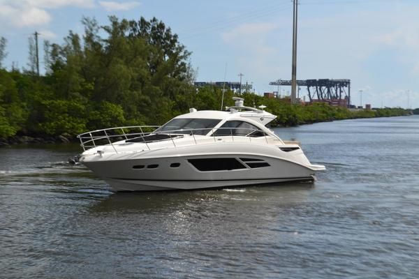 51' Sea Ray 510 Da 2016 | Andromeda