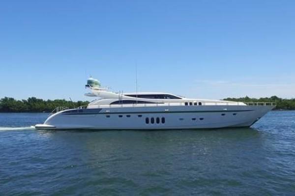 112' Leopard Motor Yacht 2008 | 34m Leopard
