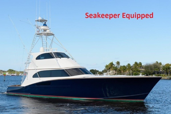 76' Whiticar Custom Sportfish With Seakeepers 2005 | Boomer