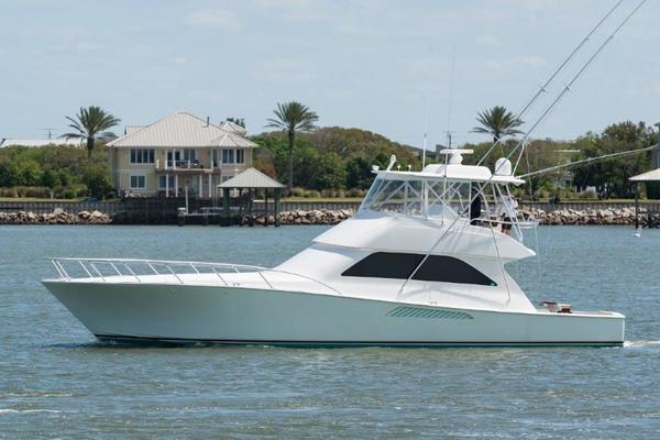 57' Viking 56 Convertible 2008 | Legacy