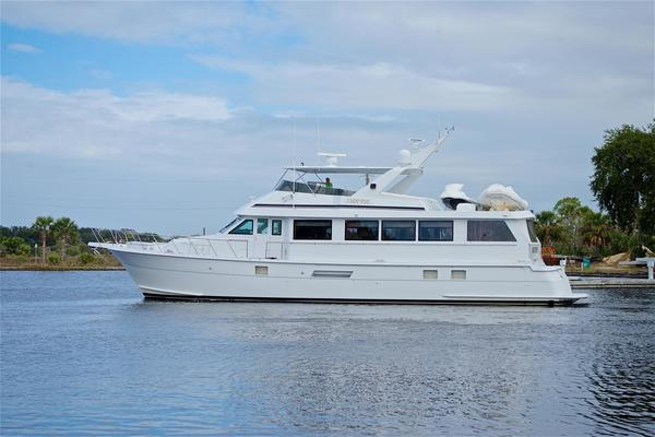 74' Hatteras 74 Motoryacht Sportdeck 1998 | I Got You