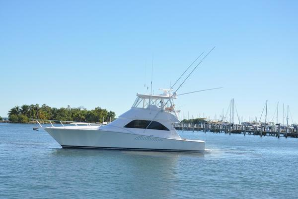 45' Viking 45 Convertible 2003 | Bacio
