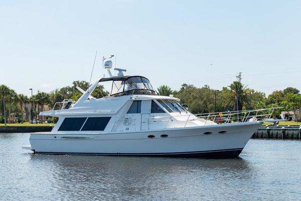 49' Meridian 490 Pilot House 2007 | Baby Cakes