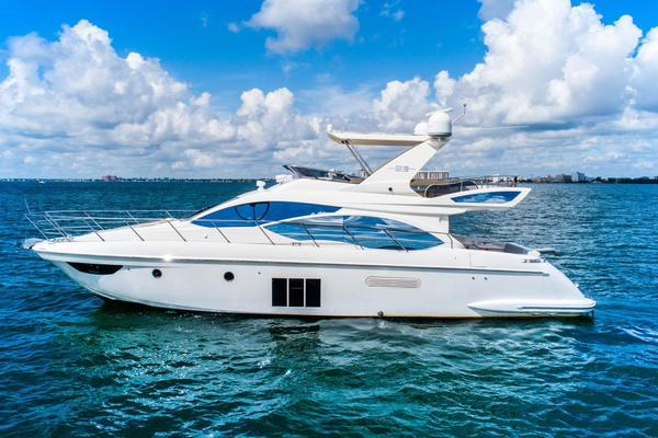 53' Azimut 53 Flybridge 2011 | La Gloria
