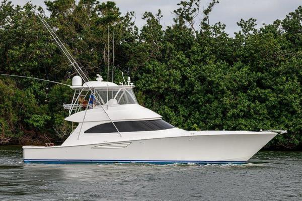 55' Viking 55 Convertible 2015   Lisa K