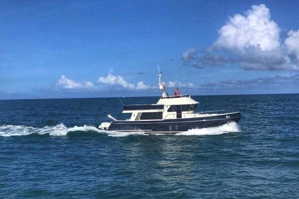 54' Privateer Custom Trawler 54 2014   Don Pipo