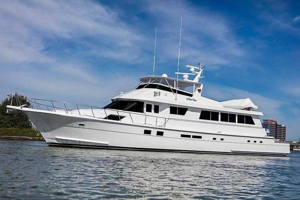 78' Hatteras Motor Yacht 1990 | Nauti Lass