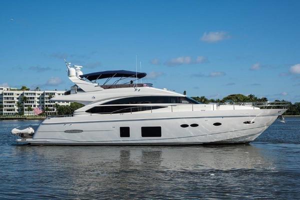 72' Princess 72 Motor Yacht 2015 | Kaos