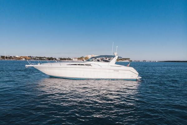 44' Sea Ray 440 Sundancer 1992 | Norma Jean Ii
