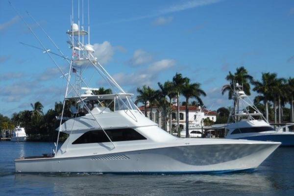 55-ft-Viking-1999-Convertible-WANI KANATI Palm Beach Gardens Florida United States  yacht for sale