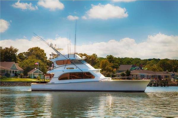 Tiffany Motor Yacht
