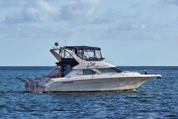 44-ft-Sea Ray-1994-Express Bridge-ON MY WATCH Fort Lauderdale Florida United States  yacht for sale