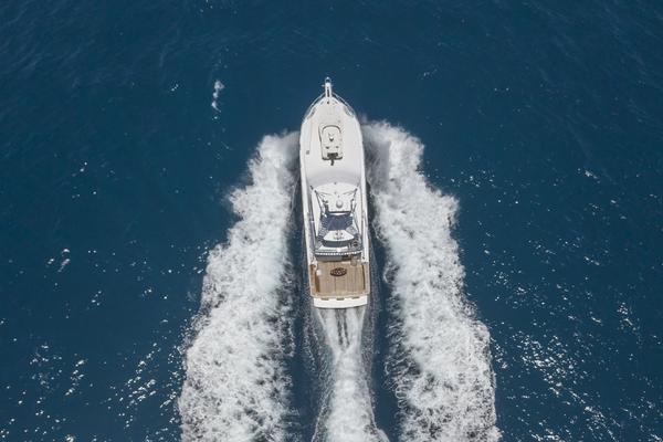 Starboard Running Shot
