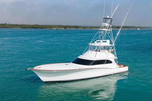 62' Spencer Convertible W/seakeepers 2009 | El Toro