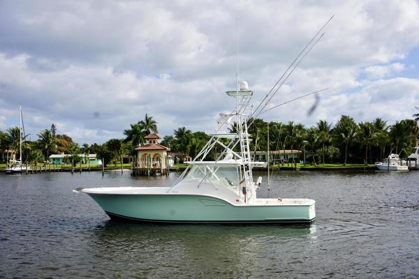 38-ft-Out Island-2008-Custom 38 Express-Go Mongo Stuart Florida United States  yacht for sale