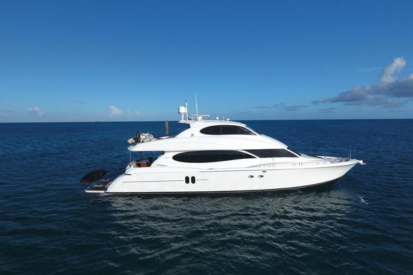 80-ft-Lazzara-2003-80 Skylounge-Alchemist West Palm Beach Florida United States  yacht for sale