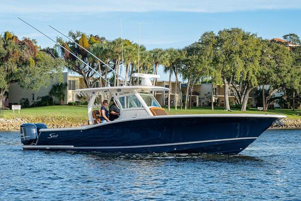 35-ft-Scout-2015-Center Console-GAME CHANGER North Palm Beach Florida United States  yacht for sale