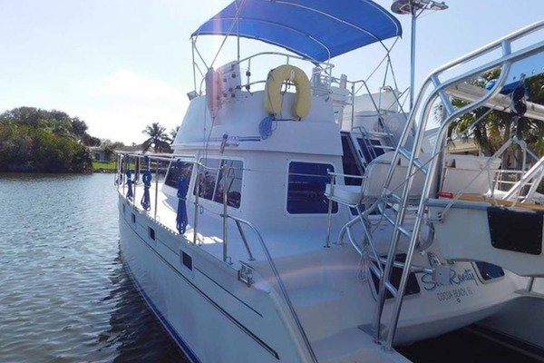 34-ft-PDQ-2005-Passage Maker-Sea Renity Cocoa Beach Florida United States  yacht for sale