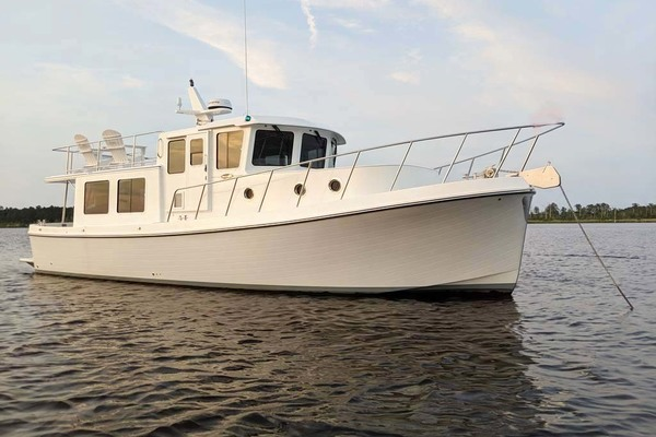 Picture Of: 41' American Tug 395 2017 Yacht For Sale | 2 of 44
