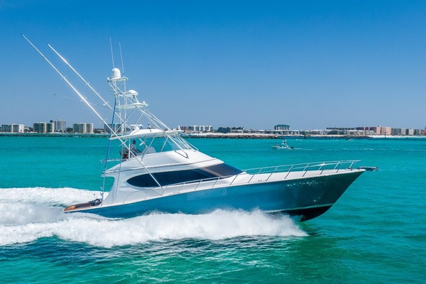 Picture Of: 70' Hatteras GT70 2017 Yacht For Sale | 1 of 51