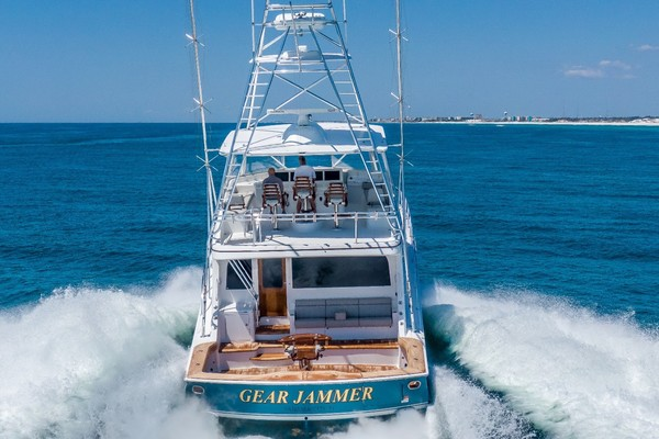 Picture Of: 70' Hatteras GT70 2017 Yacht For Sale | 3 of 51