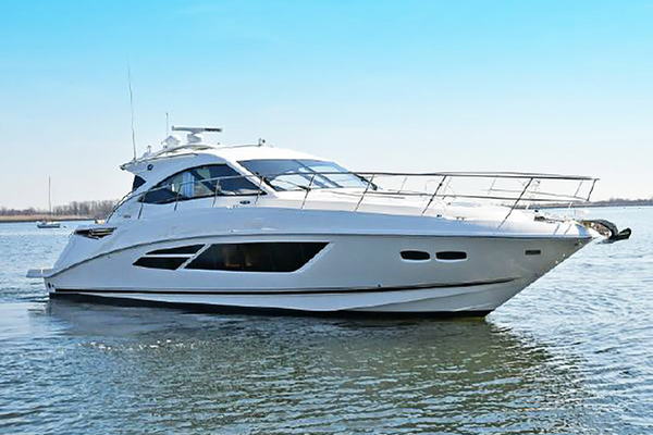 50' Sea Ray 510 Sundancer 2018 | Saluti
