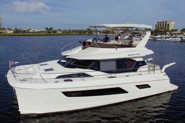 44-ft-Aquila-2017-44-Hammers Down Palmetto Florida United States  yacht for sale