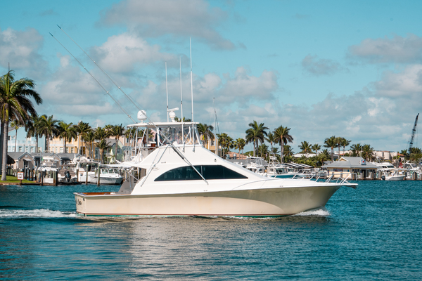 Picture Of: 48' Ocean Super Sport 2000 Yacht For Sale | 1 of 34