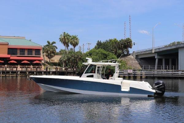 Picture Of: 37' Boston Whaler 2014 Yacht For Sale | 2 of 24