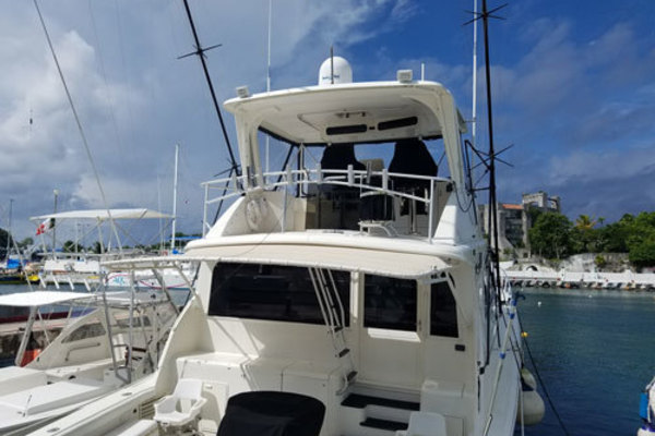 1991 Ocean Yachts 58' Convertible T Back | Picture 4 of 14