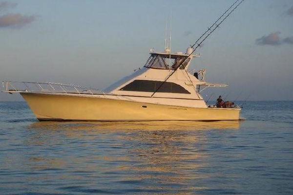 58' Ocean Yachts Convertible 1991 | T Back
