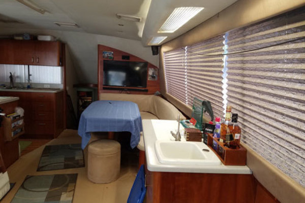 1991 Ocean Yachts 58' Convertible T Back | Picture 1 of 14