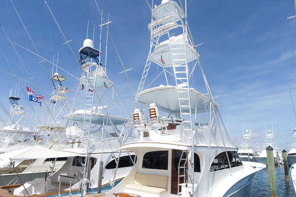Picture Of: 58' Shearline 58 Sportfish Convertible 2009 Yacht For Sale | 4 of 65
