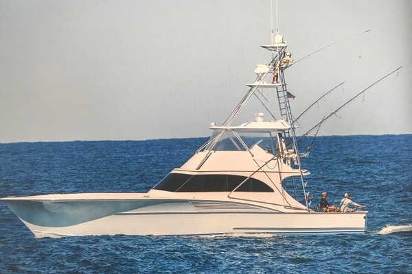 58' Shearline 58 Sportfish Convertible 2009 | Blue Eyes
