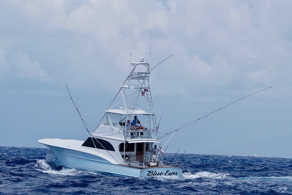 Picture Of: 58' Shearline 58 Sportfish Convertible 2009 Yacht For Sale | 3 of 65