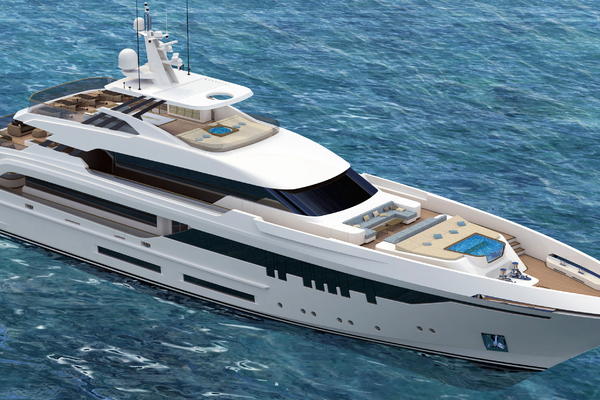 2023 GHI Yachts 165'  THUNDERBIRD 165 | Picture 2 of 8