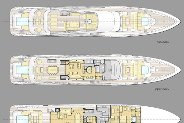 2023 GHI Yachts 165'  THUNDERBIRD 165 | Picture 8 of 8