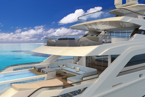 2023 GHI Yachts 165'  THUNDERBIRD 165 | Picture 6 of 8