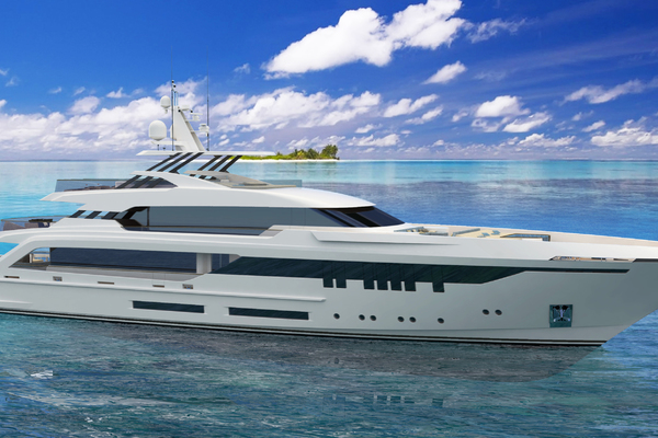 165' GHI Yachts 2023