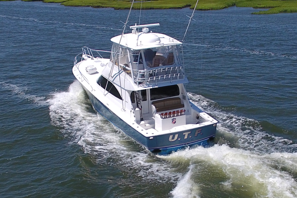 Picture Of: 53' Viking 52 Convertible 2015 Yacht For Sale | 3 of 63