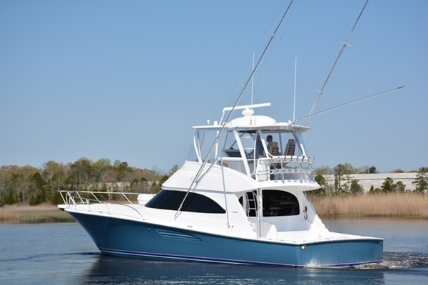 Picture Of: 53' Viking 52 Convertible 2015 Yacht For Sale | 2 of 48