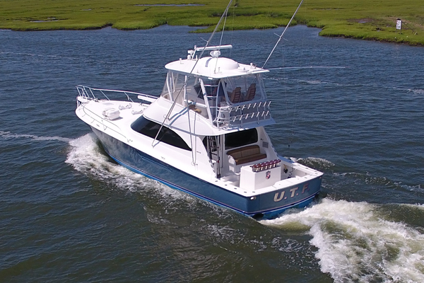 Picture Of: 53' Viking 52 Convertible 2015 Yacht For Sale | 2 of 63