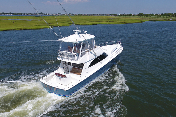Picture Of: 53' Viking 52 Convertible 2015 Yacht For Sale | 4 of 63