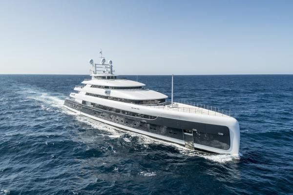 290-ft-Pride Mega Yachts-2018--ILLUSION PLUS Palma  Spain  yacht for sale