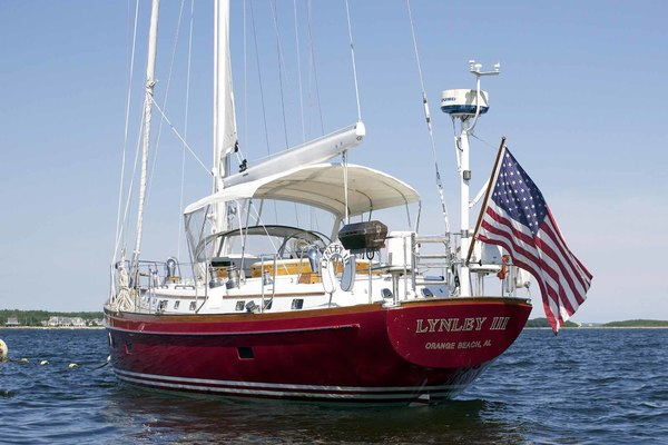 1994 Little Harbor 60' 60 LYNLEY III | Picture 5 of 29
