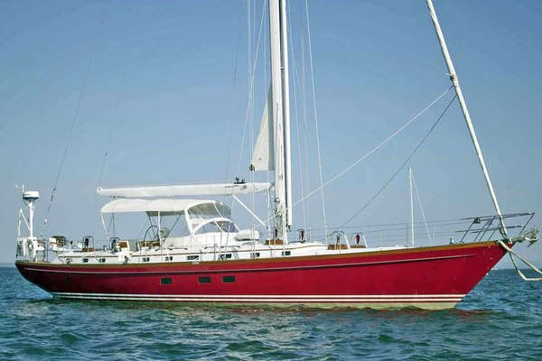 60' Little Harbor 60 1994 | Lynley Iii