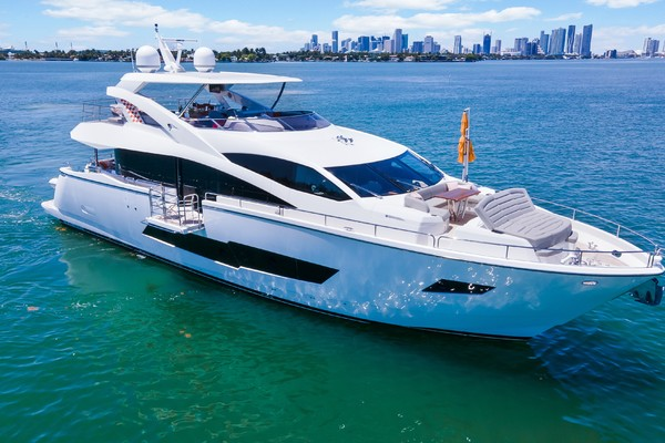 Picture Of: 86' Sunseeker 86 Yacht 2018 Yacht For Sale | 2 of 43