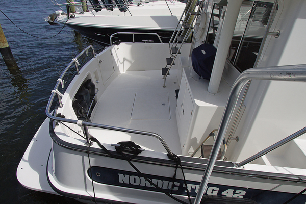 Picture Of: 42' Nordic Tugs 42 with Flybridge 2007 Yacht For Sale | 2 of 15