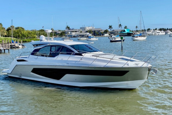 Picture Of: 53' Azimut 51 Atlantis 2019 Yacht For Sale | 1 of 38